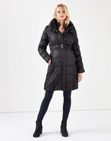 Mama Licious Mamalicious Long Sleeve Padded Coat