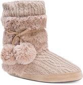 Muk Luks Delanie Boot Slippers