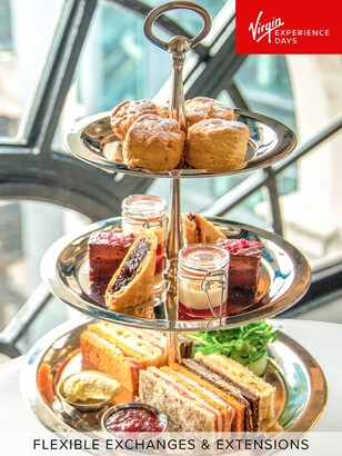 Virgin Experience Days Traditional Afternoon Tea for Two at the Gotham Hotel, Manchester