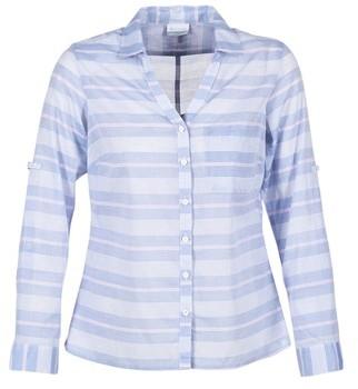 Columbia EARLY TIDE women's Shirt in Blue