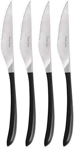 Thumbnail for your product : Robert Welch Colour Noir V Black Handled Steak Knives Set Of 4