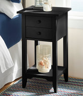 L.L. Bean Painted Cottage Two-Drawer End Table