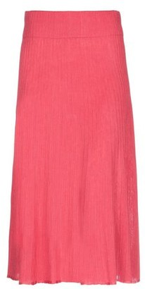 Cruciani 3/4 length skirt