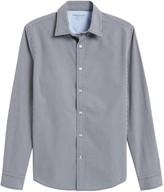 Banana Republic Untucked Slim-Fit Luxe Poplin Shirt