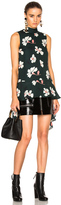 Marni Floral Top in Green