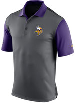 Nike Men's Minnesota Vikings Preseason Polo