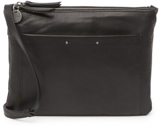 Lucky Brand Mak Leather Crossbody Bag