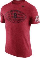 Nike Men's Ohio State Buckeyes Tri-Blend Moments T-Shirt