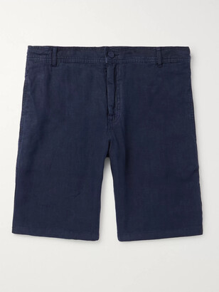 Vilebrequin Baron Slim-Fit Linen Shorts