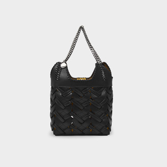 Stella McCartney Handbag Falabella In Black Synthetic Leather