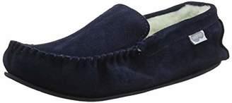 HUGO SNUGRUGS Men's Lambswool Loafer Moccasin Slippers - - UK 12