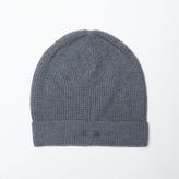 DSTLD Cashmere Blend Beanie in Black