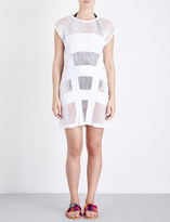 Jets Intrigue mesh dress