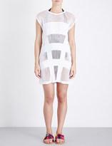 Jets Intrigue mesh dress
