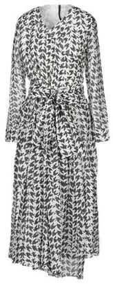 Sara Lanzi 3/4 length dress