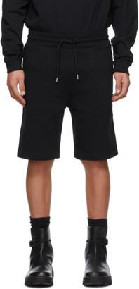 Alyx Black Sweatpant Shorts