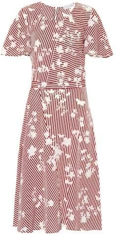 Altuzarra Dorothea striped silk dress