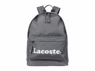 Lacoste Men's Wording Neocroc Backpack