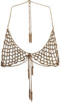 Rosantica Penelope Gold-tone Body Piece - One size
