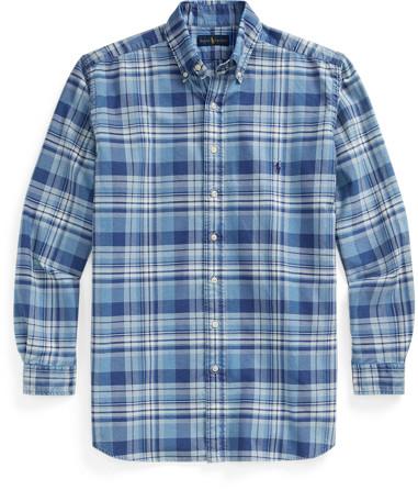 Ralph Lauren Plaid Oxford Shirt