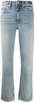 Alexander Wang rear-zip boyfriend jeans