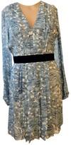 Giambattista Valli Blue Dress for Women