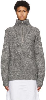 Etoile Isabel Marant Grey Myclan Sweater