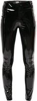 Karl Lagerfeld Paris patent faux leather leggings