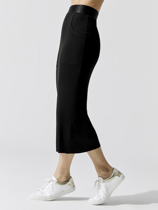 The Range Utility Midi Skirt