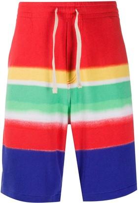 Polo Ralph Lauren Striped Track Shorts