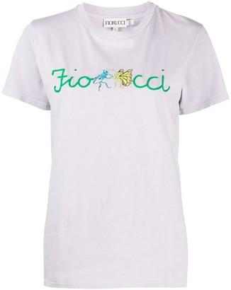 Fiorucci Dancing Bugs print T-shirt