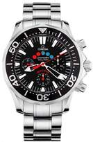 Omega Men's 2569.52.00 Seamaster 300M Racing Automatic Chronometer Chronograph Dial Watch