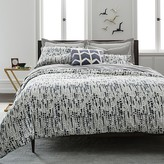 DwellStudio Lucienne Duvet Cover, Full/Queen