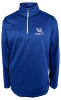 NCAA Kentucky Wildcats Men's 1/4 Zip Sweatshirt