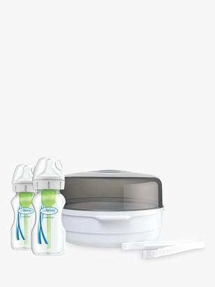 Dr Browns Dr Brown's Options + Microwave Steriliser Set