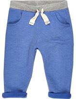 River Island Mini boys blue joggers