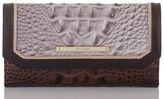 Brahmin Soft Checkbook Wallet Greco