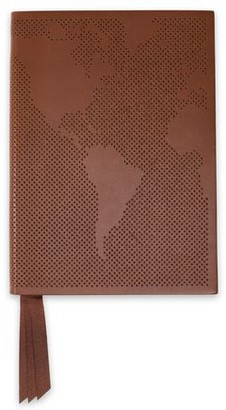 Smythson Atlas Perforated Leather Notebook