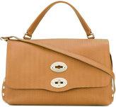 Zanellato double lock satchel - women - Calf Leather - One Size