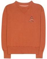 Etoile Isabel Marant Isabel Marant, Étoile Blow Printed Cotton-blend Sweatshirt