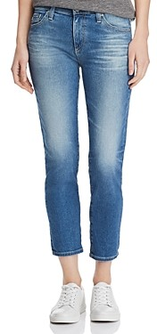 AG Jeans Prima Crop Skinny Jeans in 18 Years Vacancy