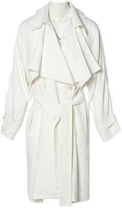 Porsche Design White Coat for Women