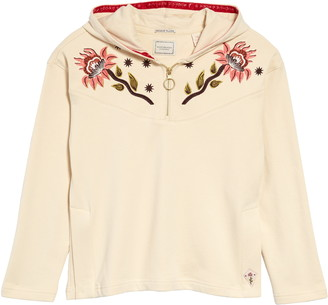 Scotch R'Belle Embroidered Hoodie