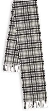 Barbour Men's Mini Tartan Wool Scarf