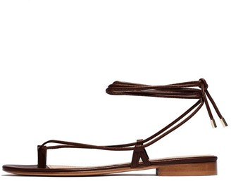Emme Parsons Ava Sandal in Brown