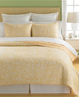 Martha Stewart CLOSEOUT! Collection Aspendale Twin Quilt