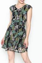 Fashion Pickle Forest Print Dress