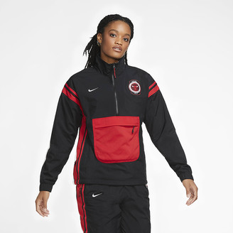 Nike Women's NBA Tracksuit Jacket Bulls Courtside