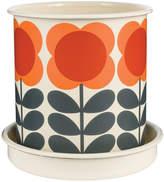 Orla Kiely Big Spot Flower Plant Pot - Large