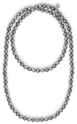 """Majorica Endless 8MM Organic Pearl Strand Necklace/48"""""""